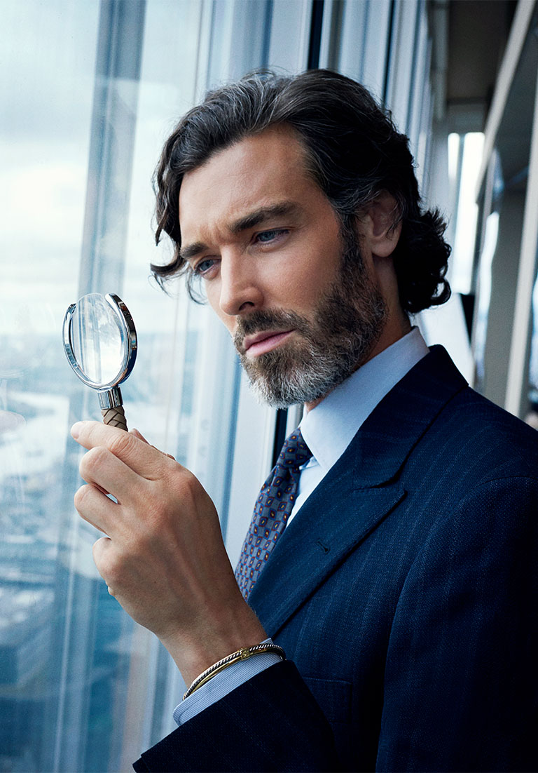 Richard-Biedul-magnifying-glass-asprey-editorial-the-shard-london-by-sane-seven-768px-wide
